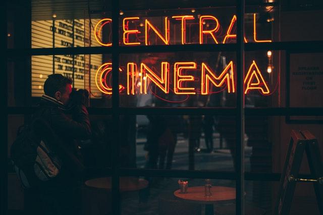 диалог на английском приглашение в кино