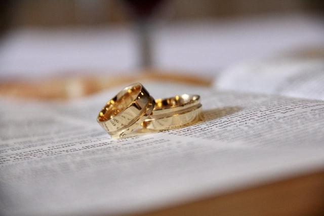 диалог на английском про свадьбу
