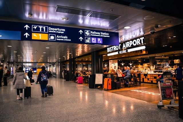 лексика по теме аэропорт